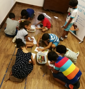 August 2017 Kids Session